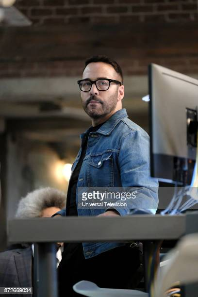 CROWD 'Trade Secrets' Episode 107 Pictured Jeremy Piven as Jeffrey Tanner