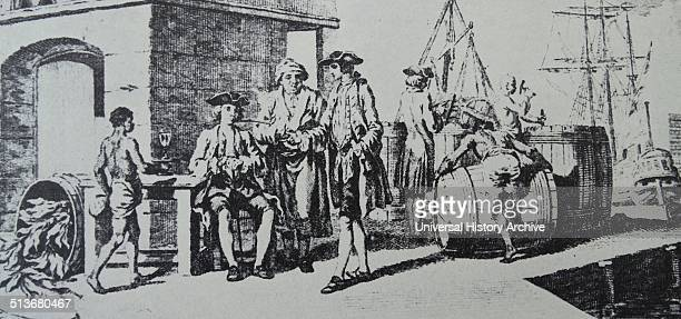 Trade was essential to the prosperity of the southern colonies. Thriving planters built their own docks where English vessels unloaded supplies and...