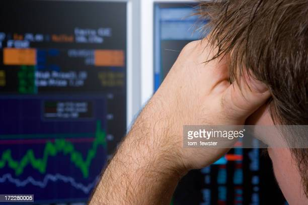 Trader concerned about his investment choices