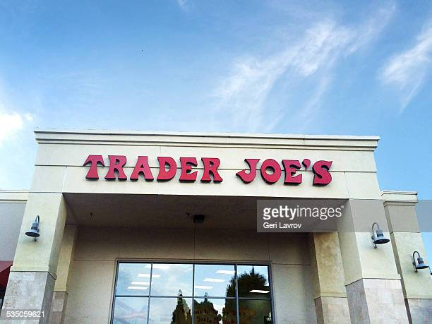 Trader Joe's front entrance in Santa Maria California