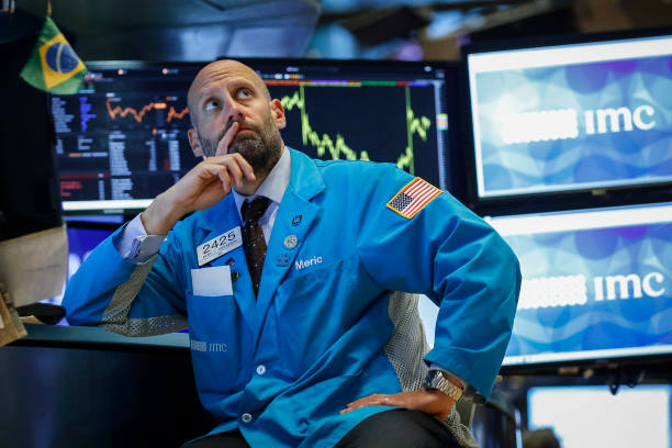 NY: Markets React To Federal Reserve Announcement On Interest Rates