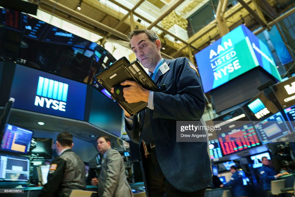 Technology Sector Drags Down Major Stock Indexes