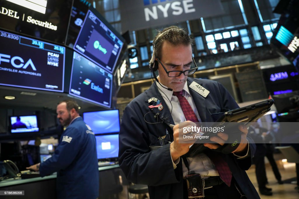 Dow Plunges As Escalating Trade Tensions Between U.S. And China Heat Up