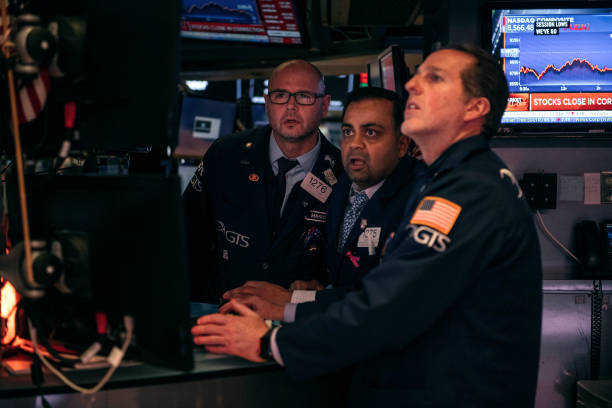 NY: Markets Continue Steep Dive On Fears Of Coronavirus Effect On Economy