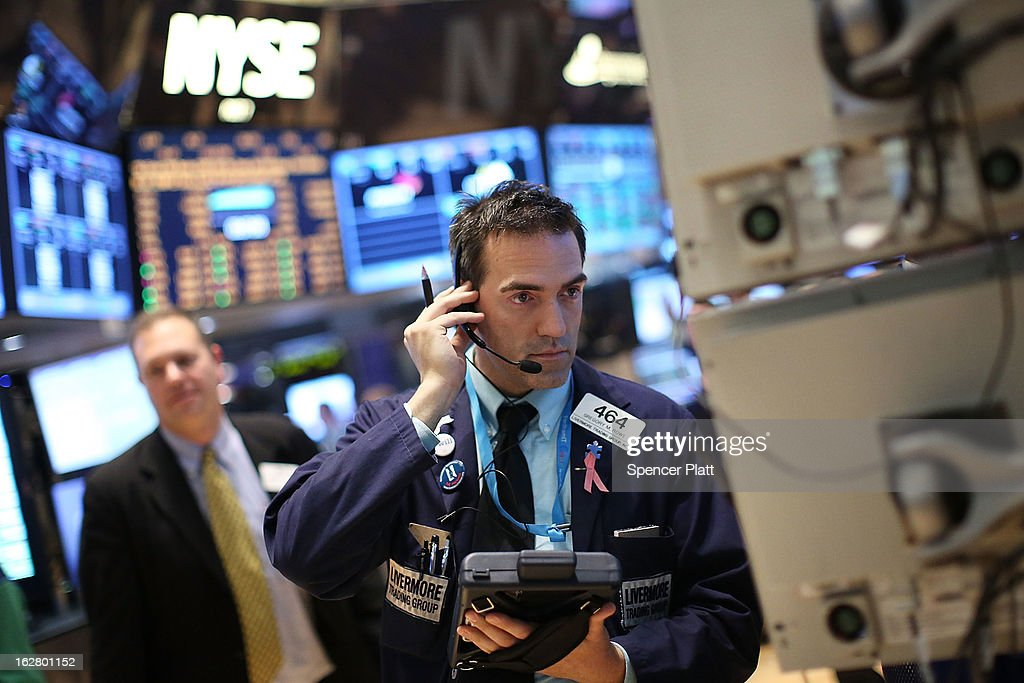 Dow Jones Industrial Average Post Second Day Of Triple Digit Gains
