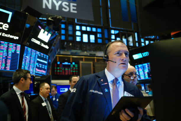 NY: Markets Open On Day Senate Impeachment Trial Begins