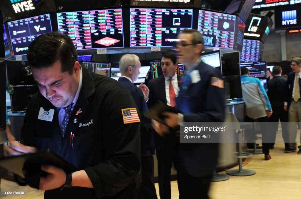 NY: Markets Open For First Time After Completion Of Mueller Report