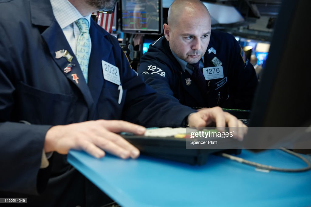 NY: Markets Open Down As Fears Continue Over Trade War With China