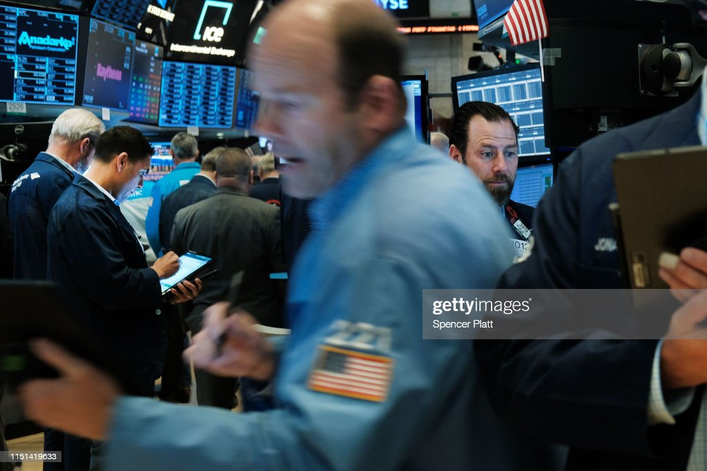 NY: Markets Open After Volatile Trading Day Before