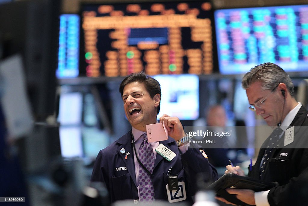 Markets React To European Election Results : News Photo