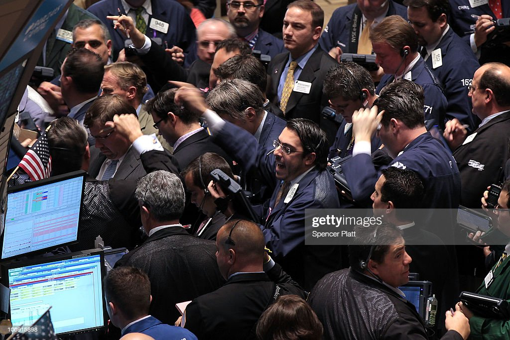 Dow Jones Industrial Average Closes Down 178 Points : News Photo