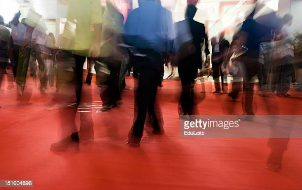 tradeshow exhibition - tradeshow stock pictures, royalty-free photos & images