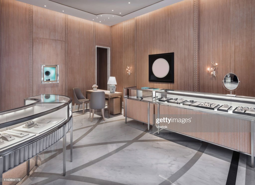 Trading Room In A Jewelry Store High Res Stock Photo Getty Images