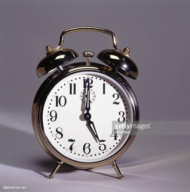 Traditional alarm clock