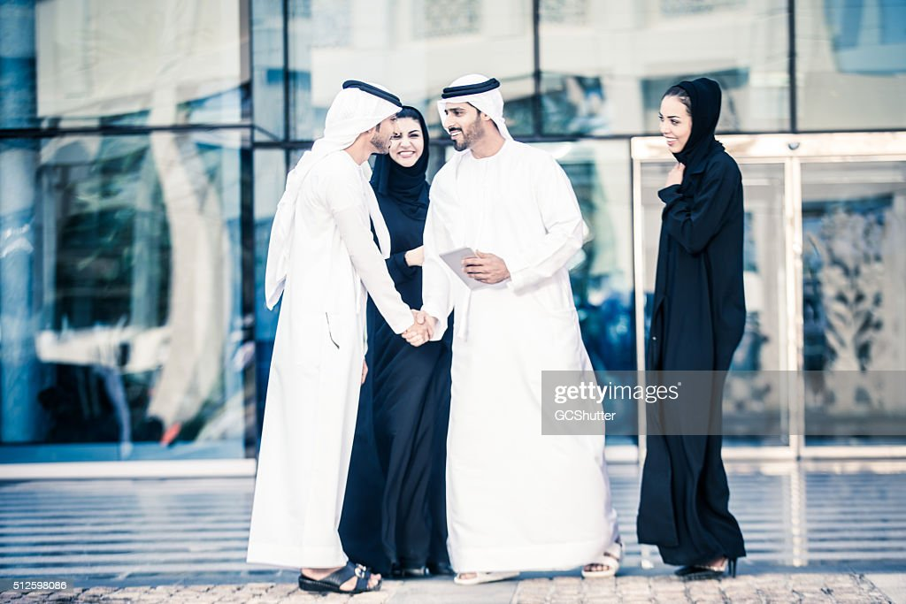 Traditional arab greetings stock photo getty images traditional arab greetings stock photo m4hsunfo
