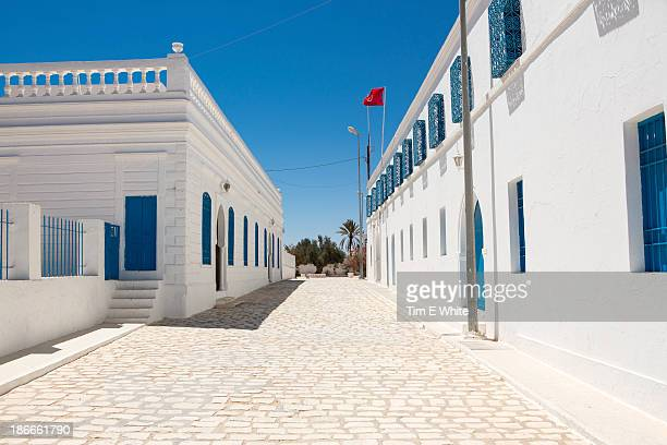 traditional architecture, djerba tunisia - djerba stock pictures, royalty-free photos & images