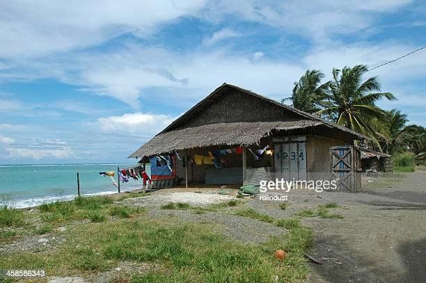 tradicional na praia. ilha palawan, nas filipinas. - cidade de quezon - fotografias e filmes do acervo