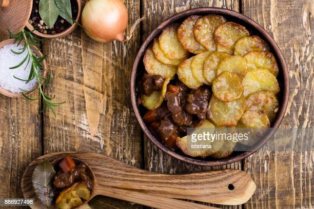 Traditional British Dishes, Lancashire hotpot