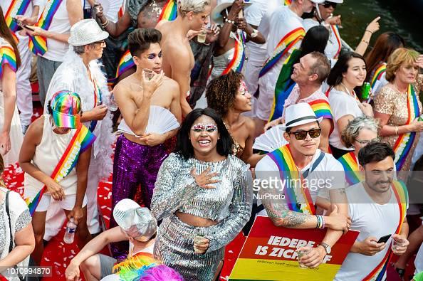 Gay parade 2018 amsterdam