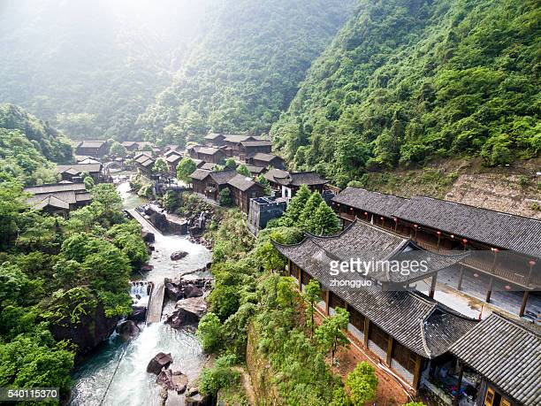 Traditional Chinese ancient architecture