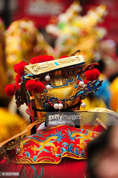 Traditional Chinese Headwear