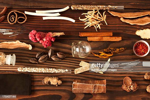 Traditional Chinese herbal medicine therapy