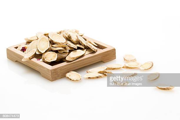 Traditional Chinese medicine astragalus