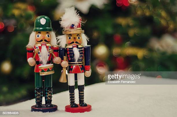 traditional christmas holiday nutcracker. - tradition stock pictures, royalty-free photos & images