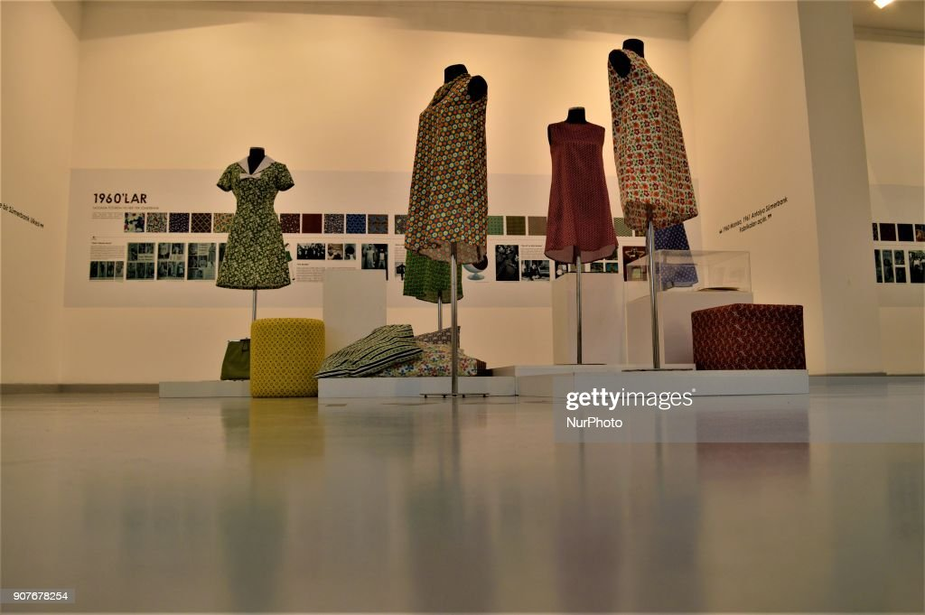 Dressing A Nation: Sumerbank Patterns Between the Years of 1956-2000 - Exhibition in Ankara