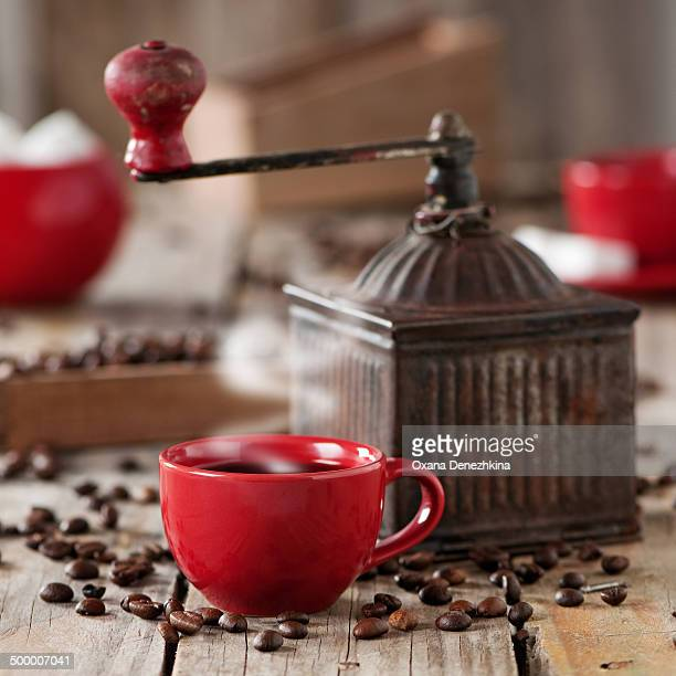Traditional coffee