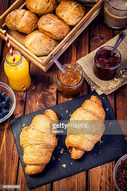 Traditional Continental Breakfast