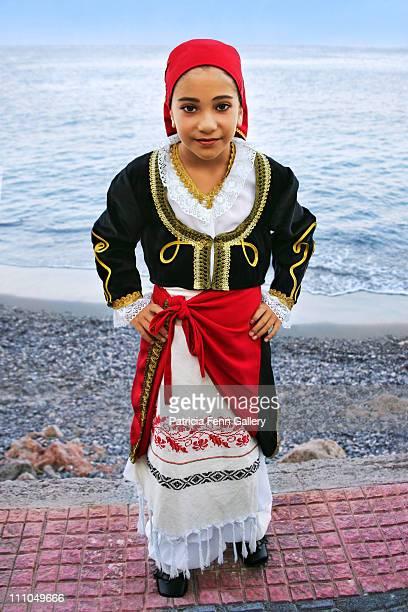 Traditional Crete costume