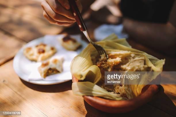 アルゼンチンの伝統料理 - サルタ州 ストックフォトと画像