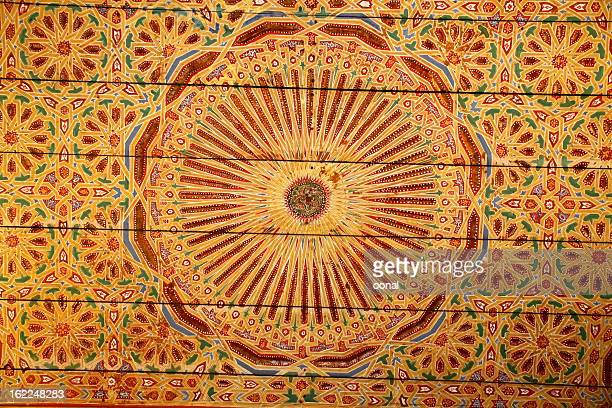 Traditional decorative pattern