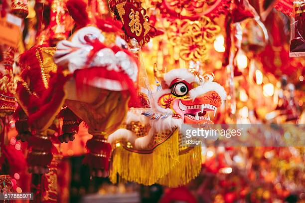 traditional dragon decorations and ornaments - chinese dragon stock pictures, royalty-free photos & images
