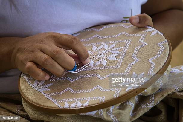 Traditional Embroidery from Piranhas City