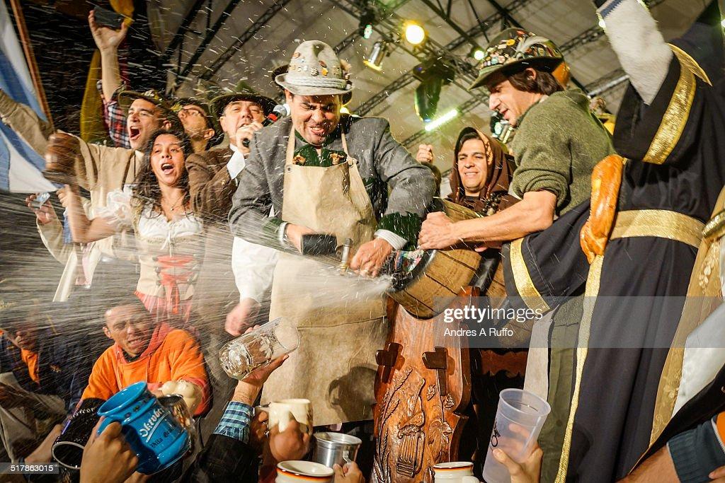 Oktoberfest : Fotografía de noticias