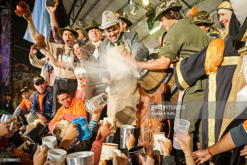 Oktoberfest : News Photo