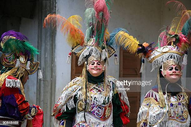 evento tradicional en guatemala - guatemala fotografías e imágenes de stock