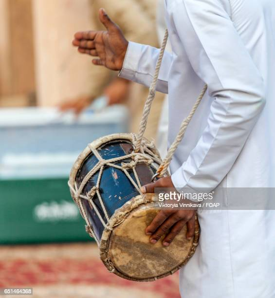 traditional festival in abu dhabi - musical instrument stock pictures, royalty-free photos & images