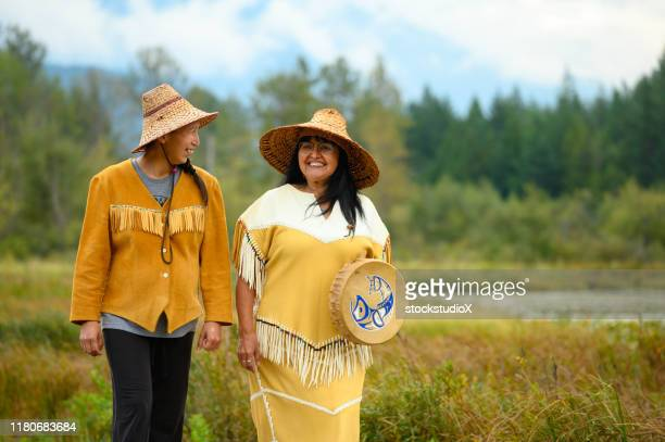 traditional first nations culture - traditionally canadian stock pictures, royalty-free photos & images