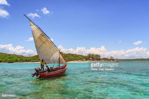 traditional fishing boat - suarez stock pictures, royalty-free photos & images