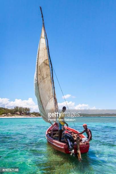traditional fishing boat - pierre yves babelon stock pictures, royalty-free photos & images