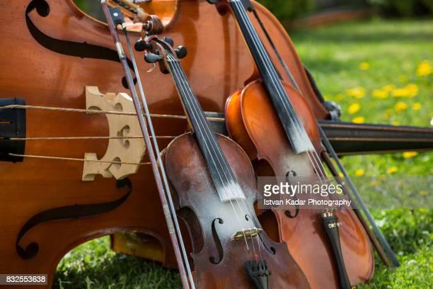 traditional folk music instruments, szék, transylvania - bassoon stock pictures, royalty-free photos & images