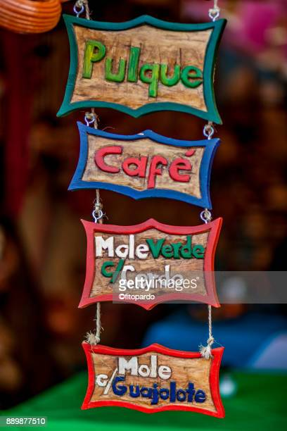 traditional food signs of mexico - mole sauce stock pictures, royalty-free photos & images