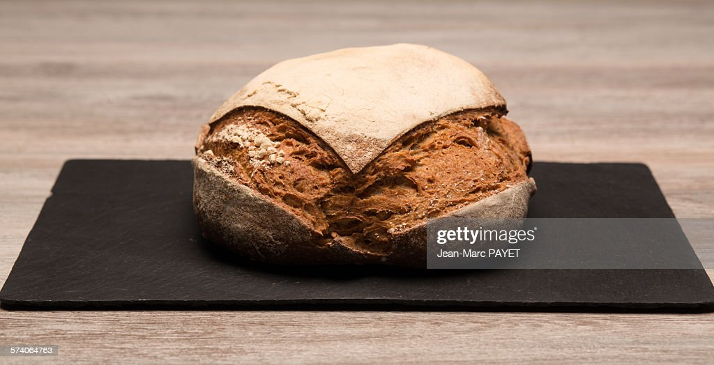 Traditional French bread : Photo