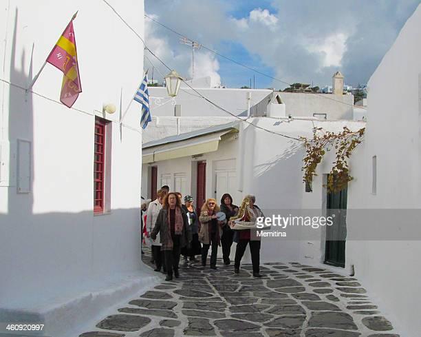 Traditional Greek New Year's Carols