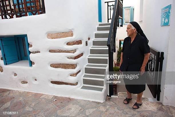 Traditional Greek Woman