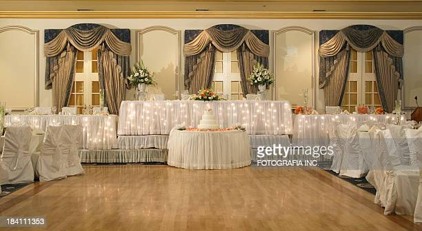 traditional hall for weddings - dance floor stock pictures, royalty-free photos & images