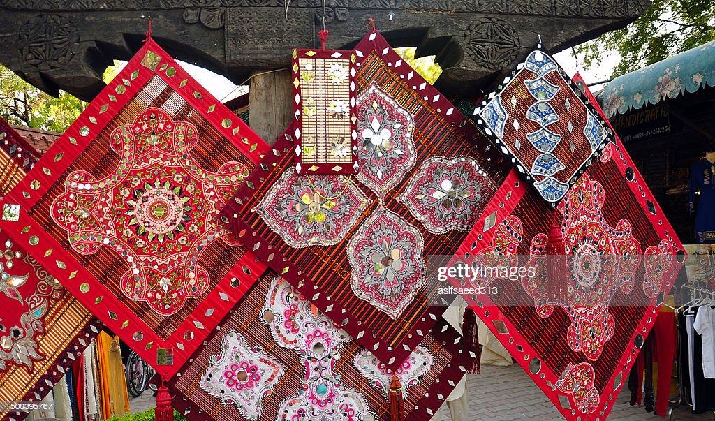 Traditional Handicrafts Of Pakistan Foto De Stock Getty Images